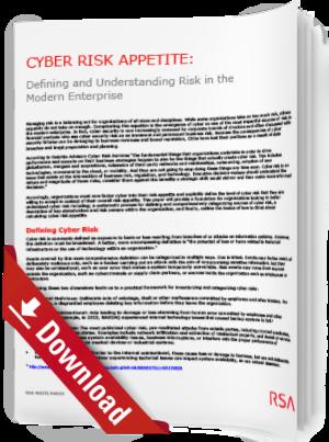 Defining and Understanding Risk in the Modern Enterprise