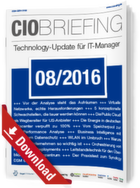 CIO Briefing 08/2016