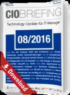 CIO Briefing 08/2016