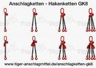 Anschlagketten - Hakenketten GK8 & GK10