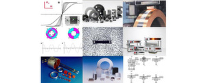 Magnetwerkstoffe für technische Anwendungen