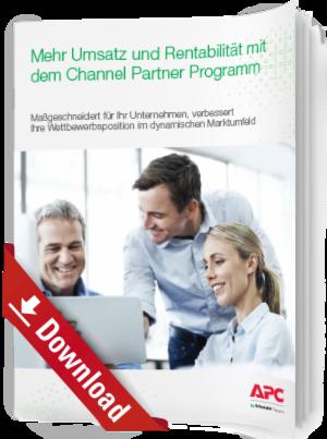 Mehr Umsatz und Rentabilität mit dem Channel Partner Programm