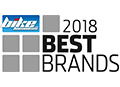 Best Brands 2018, Fachtagung bike und business