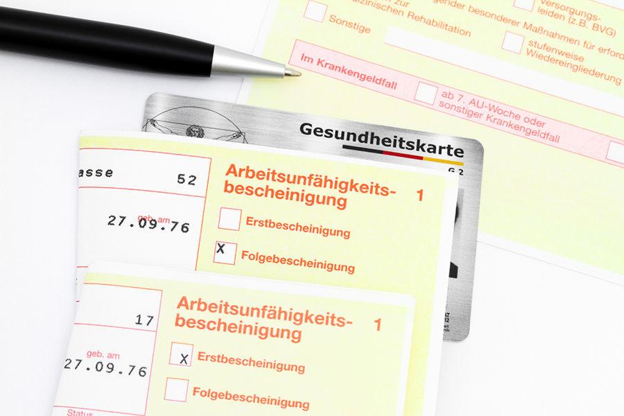 Arbeitsunfähigkeit Lag Köln Pflicht Zur Vorlage Einer Au