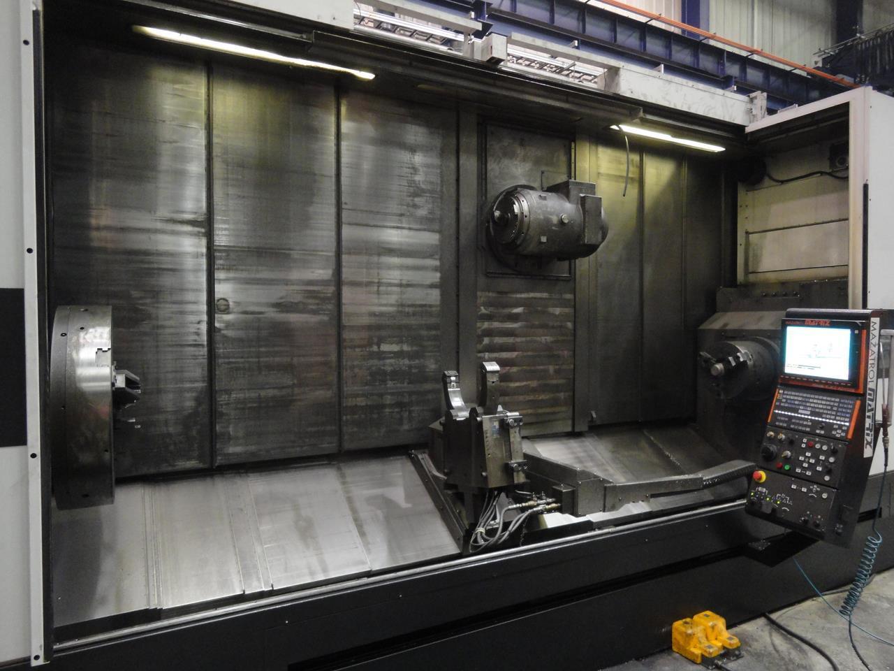 Turning- and Milling Center - MAZAK INTEGREX E-650H-S