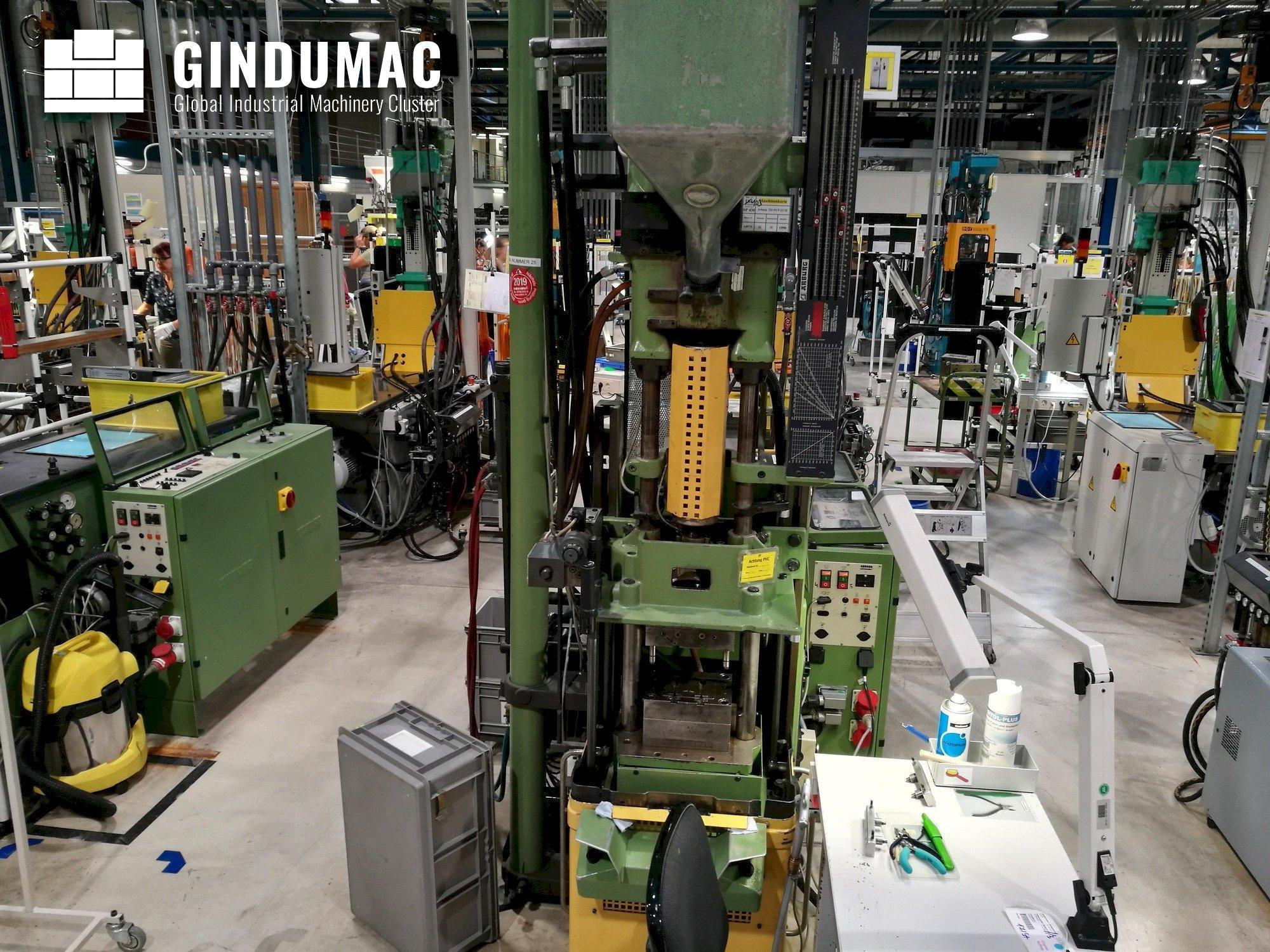 injection moulding machines - Arburg 221-75-350