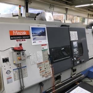 Turning- and Milling Center - MAZAK INTEGREX E-650H-S MAZATROL Matrix