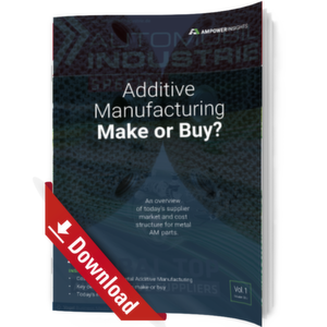 Additive Fertigung - Make or Buy?