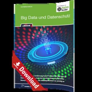 Big Data und Datenschutz