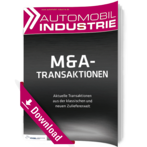 Automobiltransaktionen kompakt: April 2019