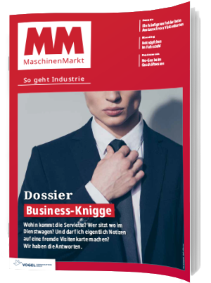 Der Business-Knigge