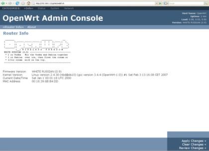 Seite 8: Betriebssysteme für Spezialanwendungen: OpenWRT