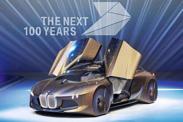 Bmw Die Vision Vom Auto Der Zukunft