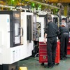 2015 a record year for Mazak UK, auto and aerospace strong