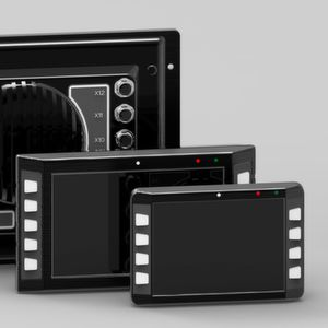 STW introduces a new range of intelligent HMI displays for mobile machines