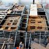 Prüfzentrum von SKF bekommt gigantisches Fundament aus 3000 Tonnen Beton