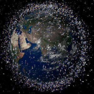 Kampf dem Weltraumschrott ? Müllbeseitigung im Orbit