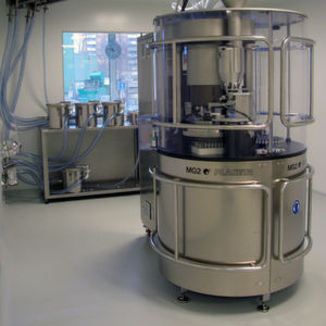Skyepharma chose MG2's Planeta machine because it offered flexibility in dosing different kinds of inhalation products.