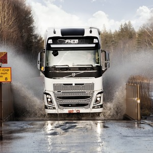Volvo Trucks greift Mercedes an