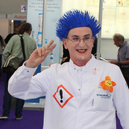 Take a Tour Across the Analytica 2016