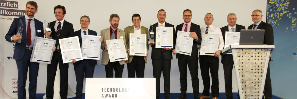 A total of nine exiting innovatiosn were recognised with a prize