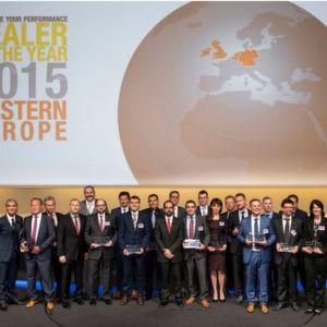 Renault zeichnet Händler weltweit aus