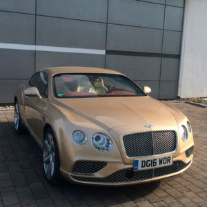 »kfz-betrieb« Auto-Check: Bentley Continental GT W12