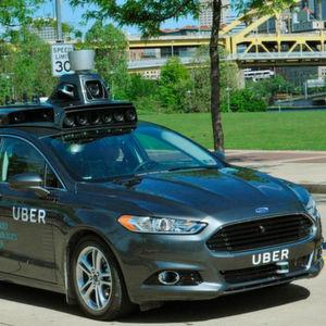Auch Uber testet selbstfahrende Autos