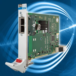 Real Time Ethernet & Fieldbus Module Carrier