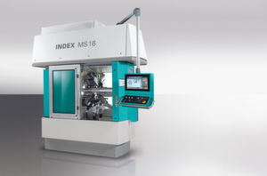 La machine INDEX MS16 Plus.