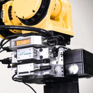 System zum sicheren Wechseln von Roboterwerkzeugen