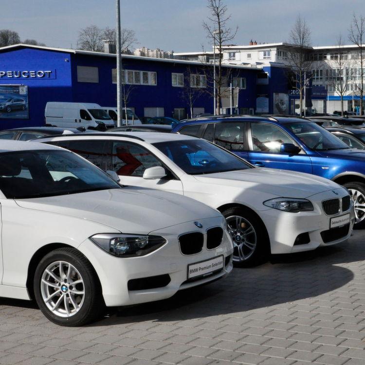 Konkurrenzdruck Immer Weniger Eigenständige Autohändler