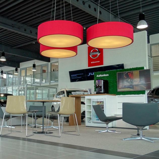 Nissan Autohaus Günther Setzt Retail Konzept Fünffach Um