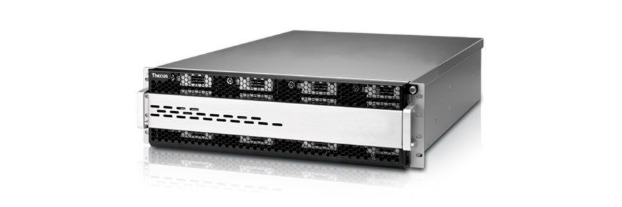Thecus hat neue Windows-Storage-Server-NAS-Systeme vorgestellt.