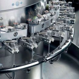 Same Footprint, More Productivity: Designing a Vial Filling Line in Saudi Arabia