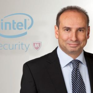 Rolf Haas, Enterprise Technology Specialist EMEA bei Intel Security