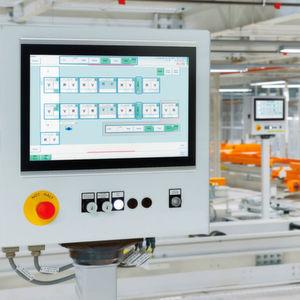 Bedienlösungen für den Maschinen- und Anlagenbau