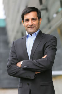 Rahman Jamal, Global Technology & Marketing Director bei National Instruments: Deutschland hinkt in Bezug auf die Digitalisierung gefährlich weit hinterher.