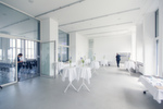 Die Veranstaltung fand wie schon beim ersten Mal im modernen Vorhoelzer Forum der TU München statt.