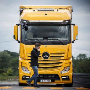 Daimler Trucks: Vision des unfallfreien Fahrens