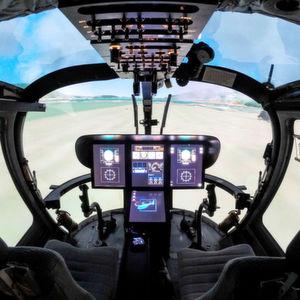 Datenbrille ermöglicht Hubschraubereinsätze bei schlechter Sicht
