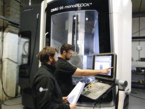 A glimpse into the future of machine tool building