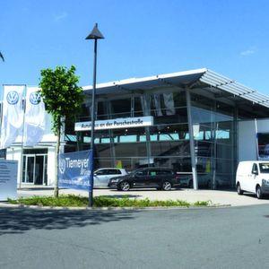 Die großen Autohändler: Tiemeyer-Gruppe