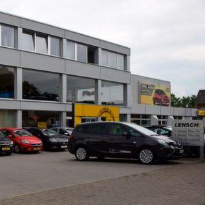 Mit dem Autohaus Lensch zum Shoppen