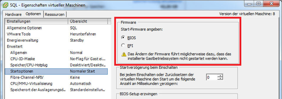 BIOS/(U)EFI und Secure Boot in der Praxis
