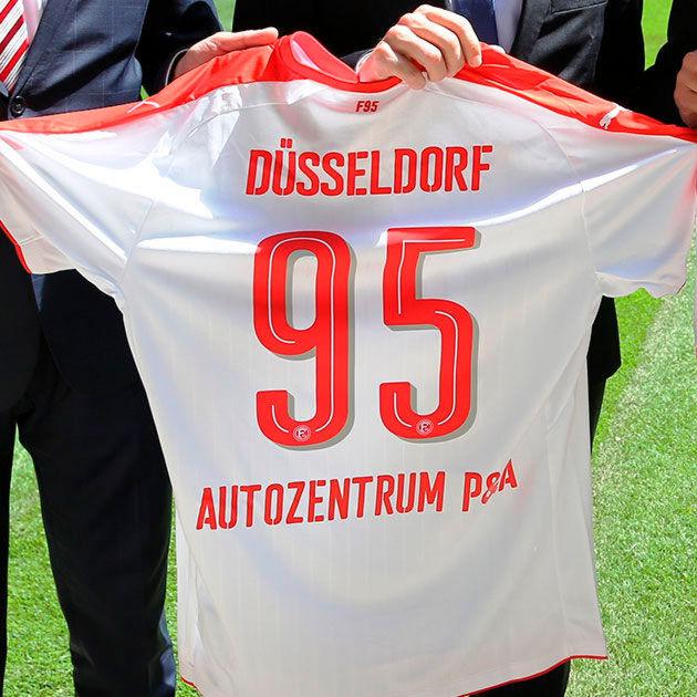 nissan-händler wird partner von fortuna düsseldorf