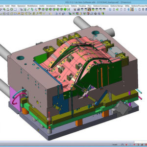 Software plays vital role in research and mould making