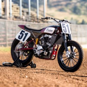 Indian Motorcycle: Flat-Track-Comeback