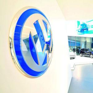 Absatz von VW Pkw weiter auf Talfahrt