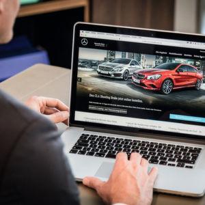 """Mercedes-Benz-Online-Store: """"Vertrieb der Zukunft"""""""